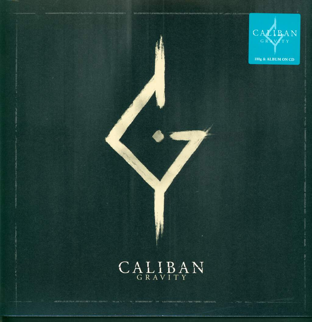 Caliban: Gravity, LP (Vinyl)
