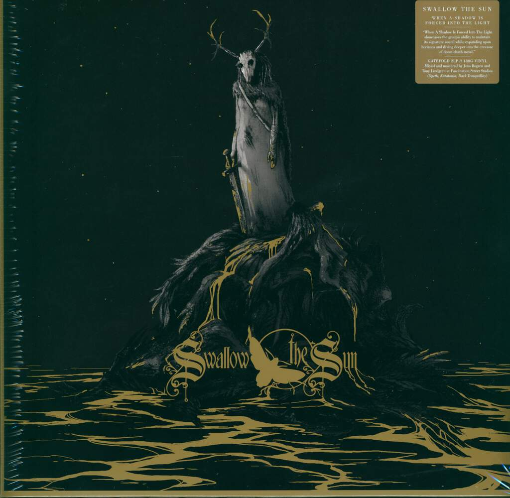 Swallow The Sun: When A Shadow Is Forced Into The Light, 2×LP (Vinyl)