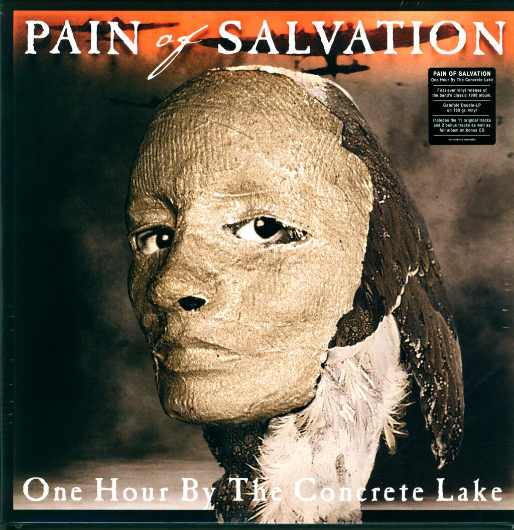 Pain Of Salvation: One Hour By The Concrete Lake, 2×LP (Vinyl)