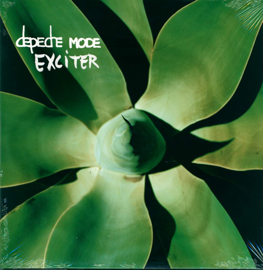 Depeche Mode: Exciter, 2×LP (Vinyl)