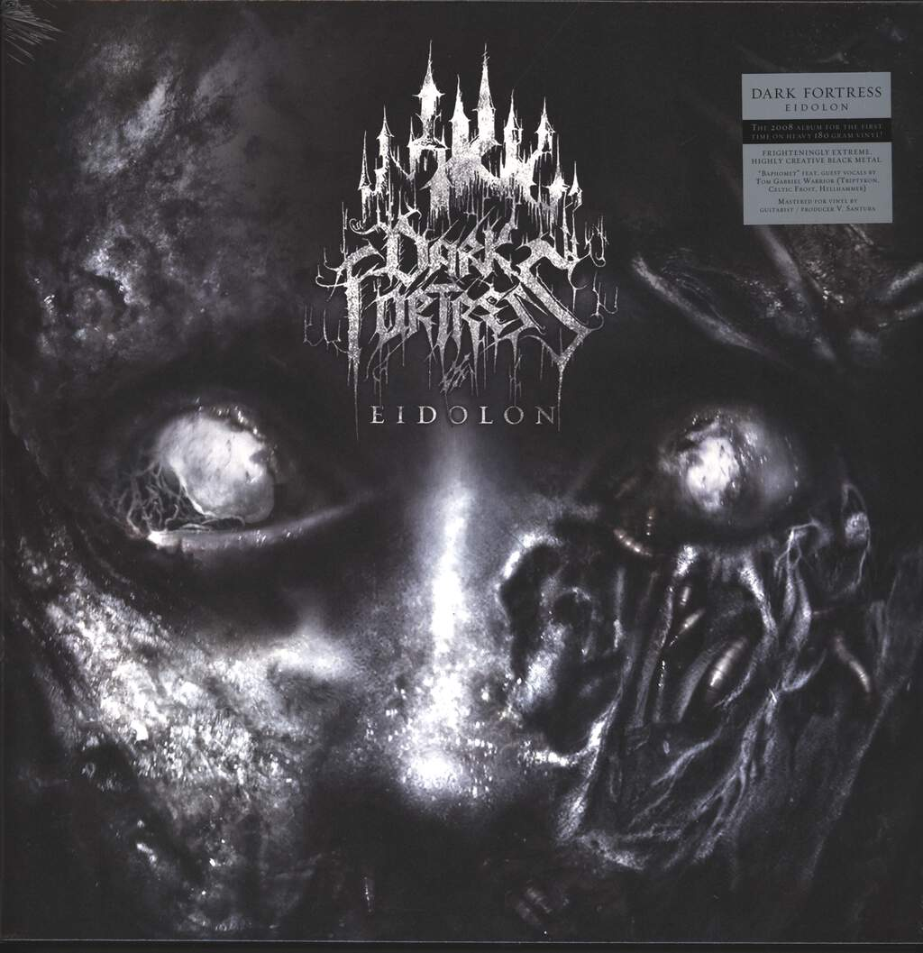 Dark Fortress: Eidolon, LP (Vinyl)