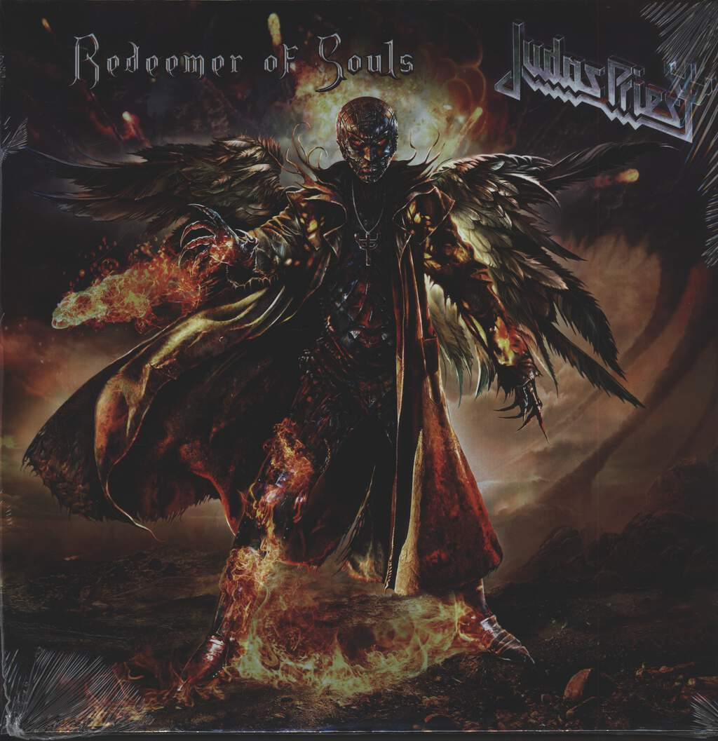 Judas Priest: Redeemer Of Souls, 2×LP (Vinyl)