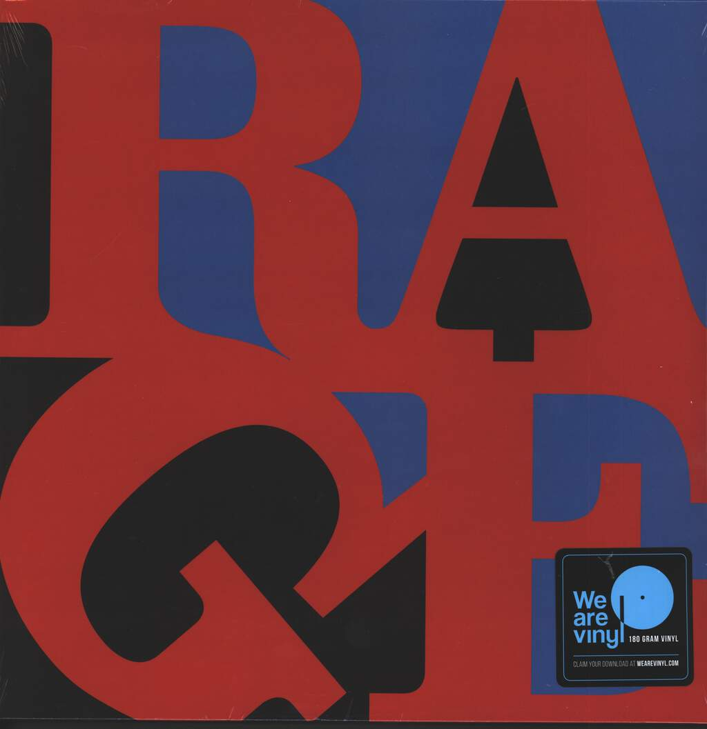 Rage Against the Machine: Renegades, LP (Vinyl)