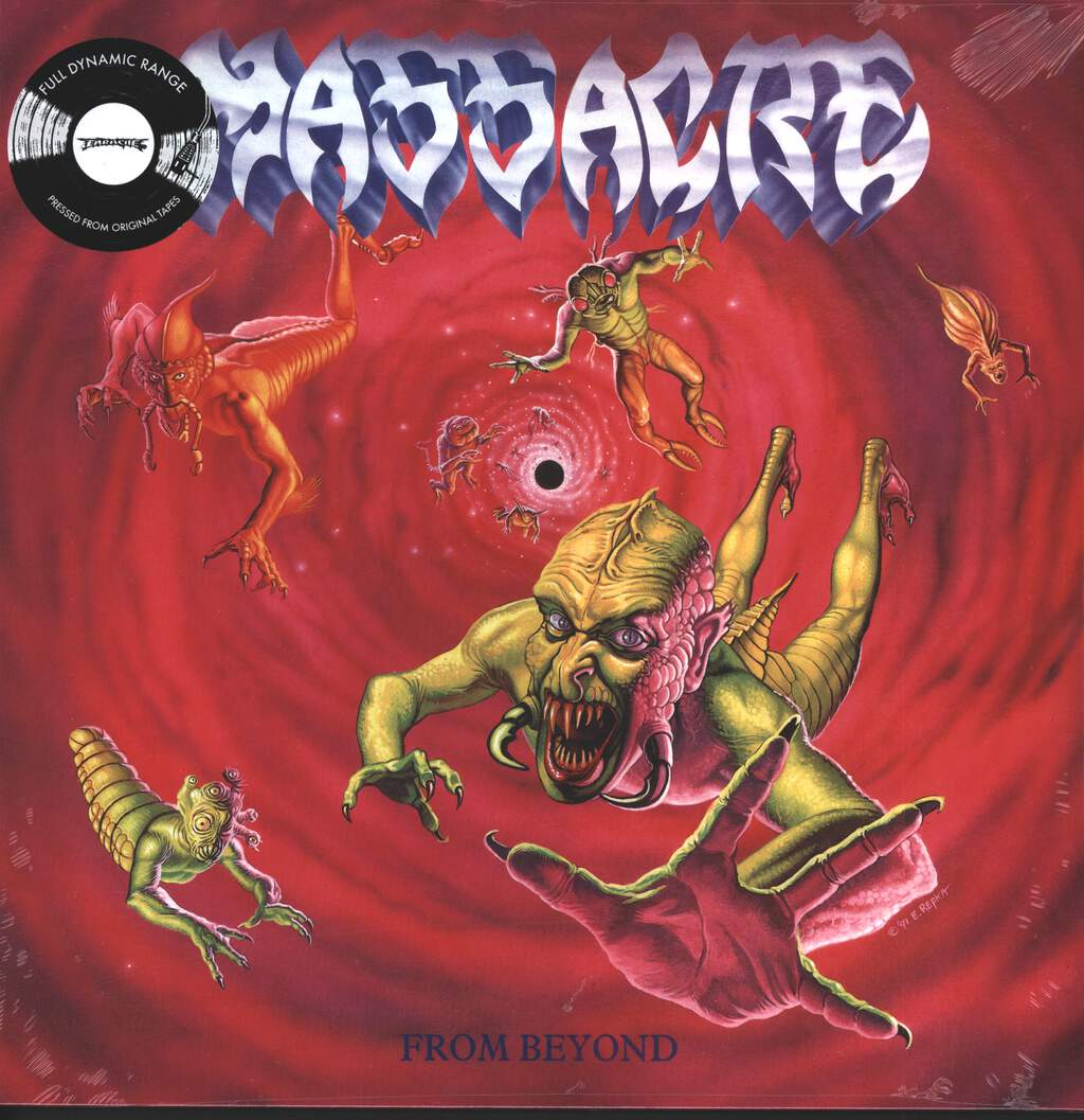 Massacre: From Beyond, LP (Vinyl)