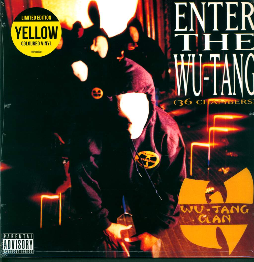 Wu-Tang Clan: Enter The Wu-Tang (36 Chambers), LP (Vinyl)