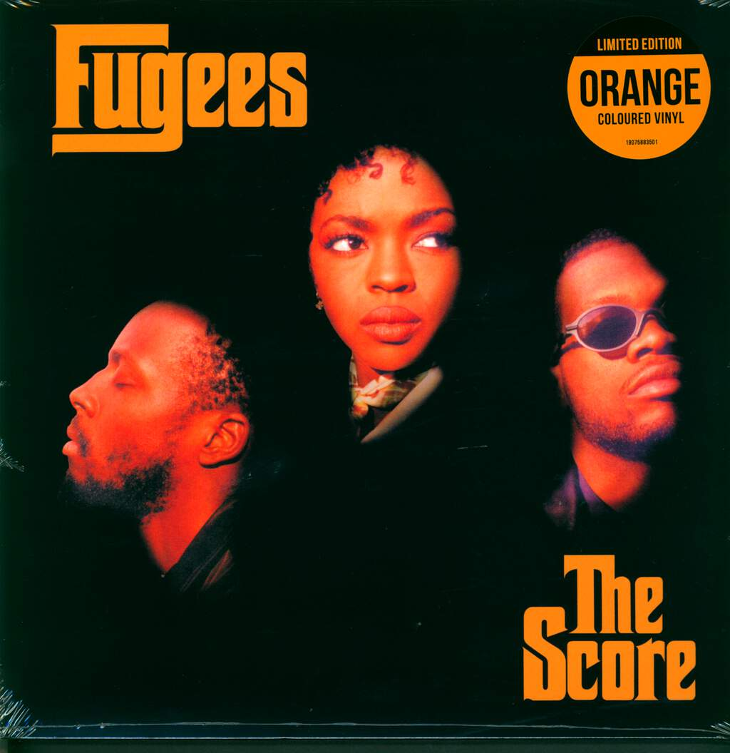 Fugees: The Score, 2×LP (Vinyl)