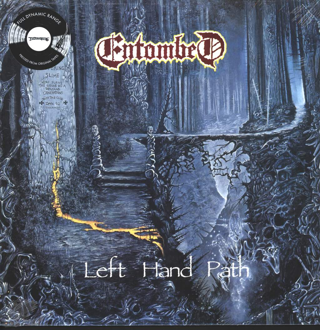 Entombed: Left Hand Path, LP (Vinyl)