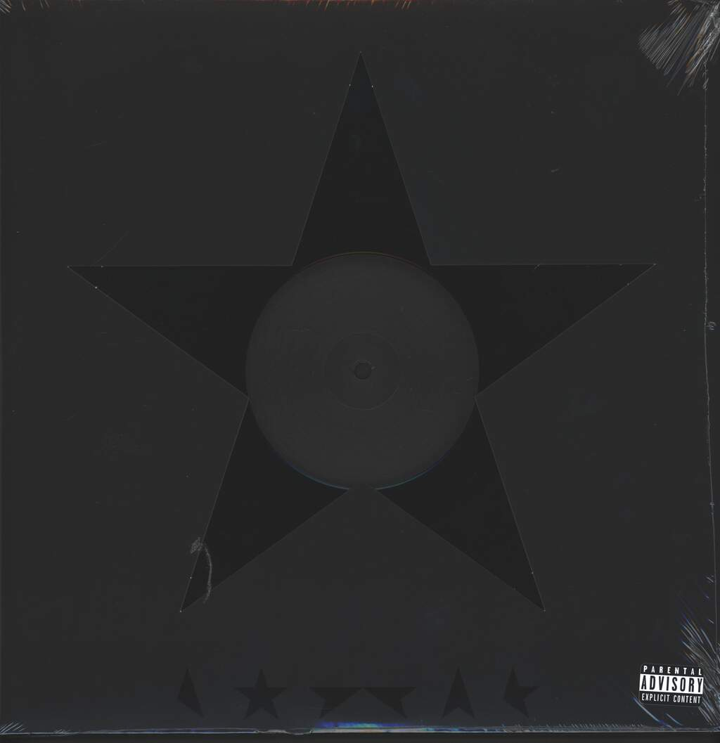 David Bowie: ★ (Blackstar), 2×LP (Vinyl)