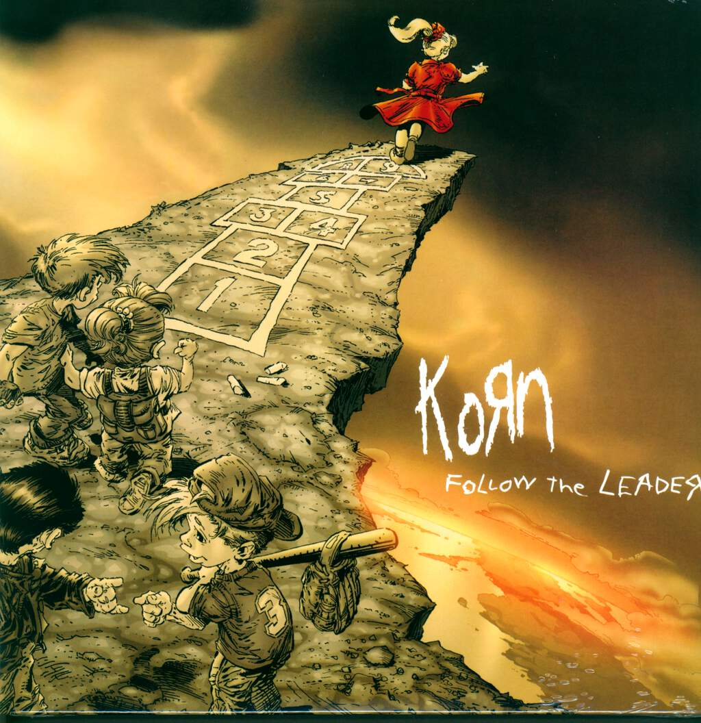 Korn: Follow The Leader, LP (Vinyl)