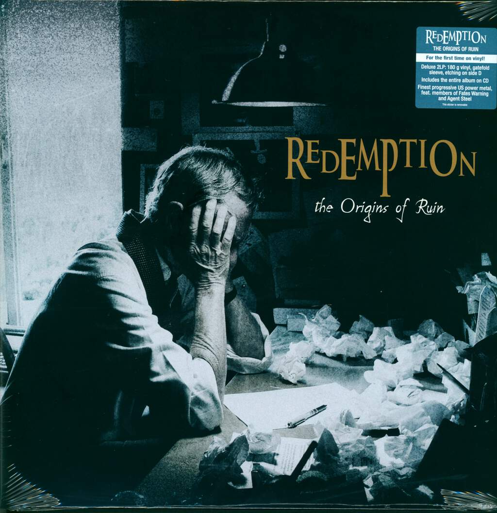 Redemption: The Origins Of Ruin, LP (Vinyl)