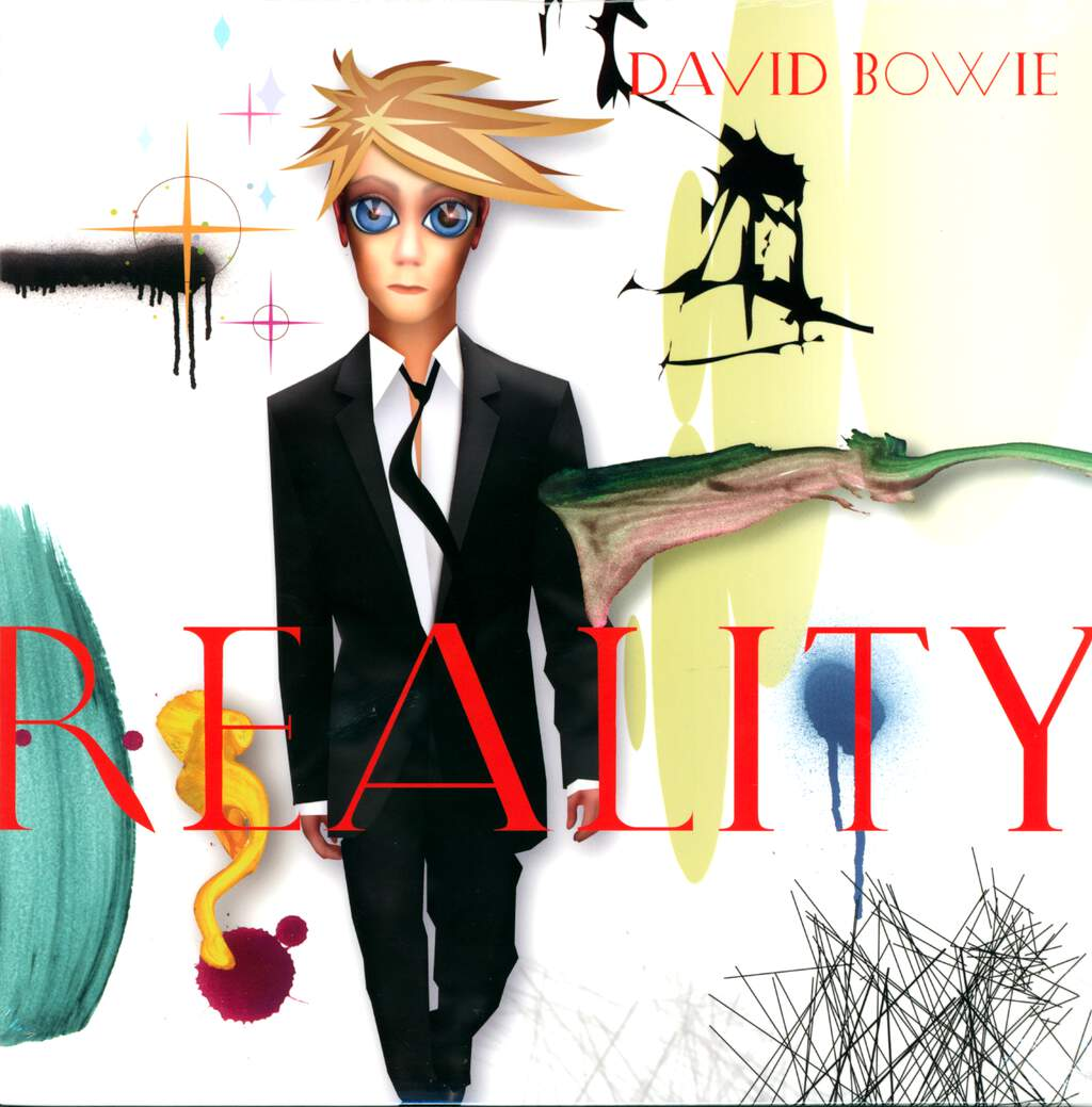 David Bowie: Reality, LP (Vinyl)