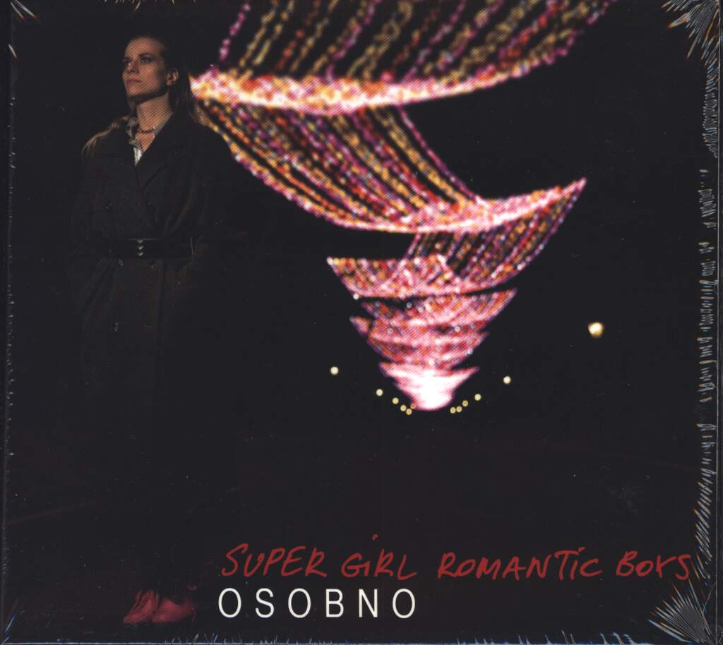 Super Girl Romantic Boys: Osobno, CD
