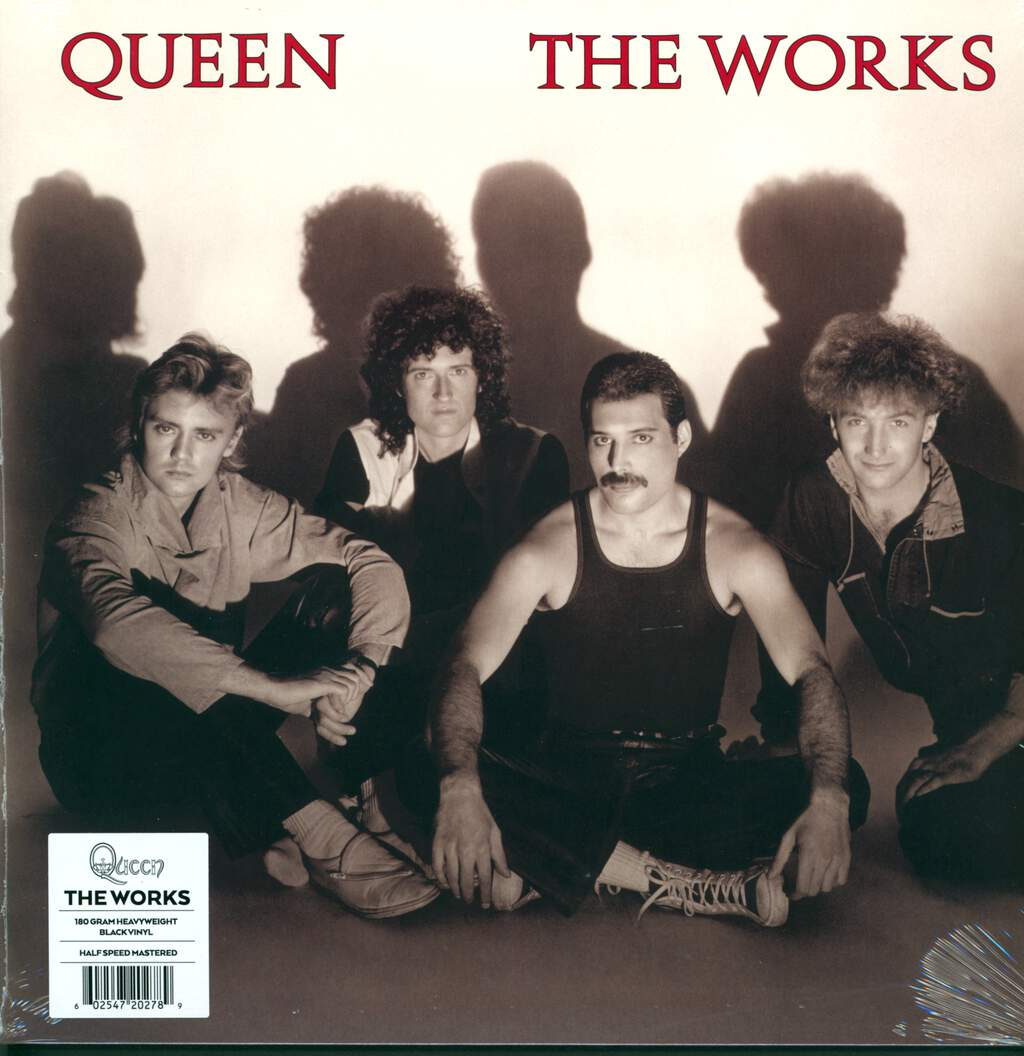 Queen: The Works, LP (Vinyl)