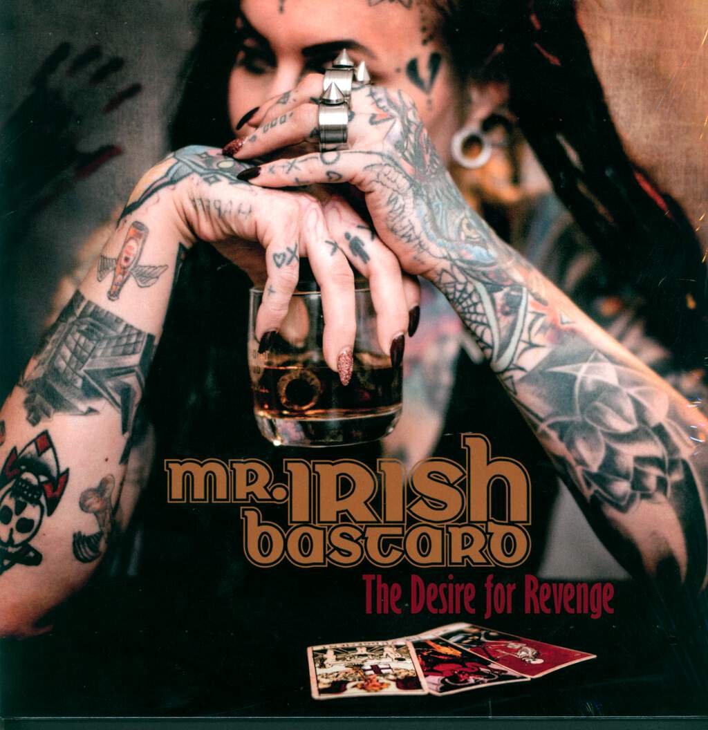 Mr. Irish Bastard: The Desire For Revenge, LP (Vinyl)