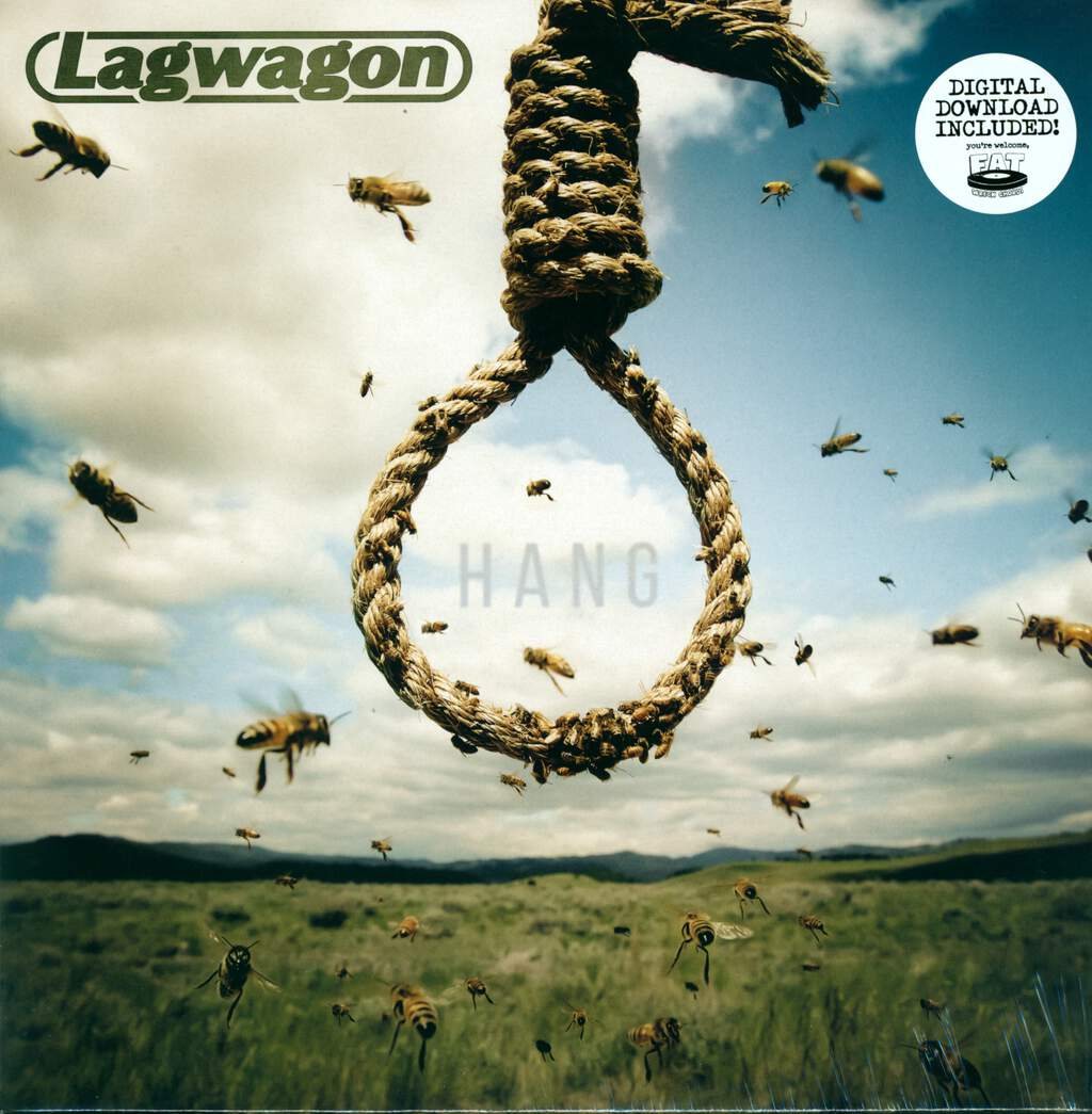 Lagwagon: Hang, LP (Vinyl)