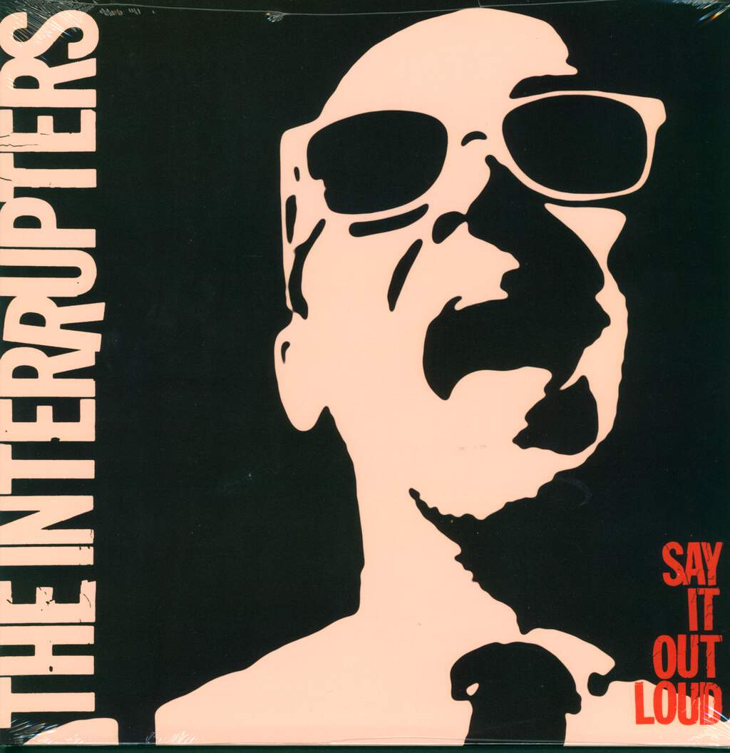 The Interrupters: Say It Out Loud, LP (Vinyl)