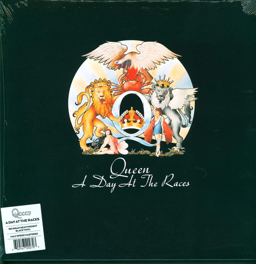 Queen: A Day At The Races, LP (Vinyl)