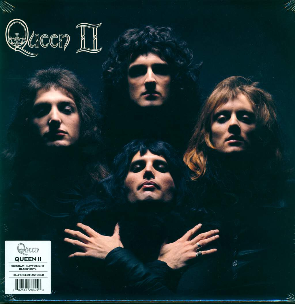 Queen: Queen II, LP (Vinyl)