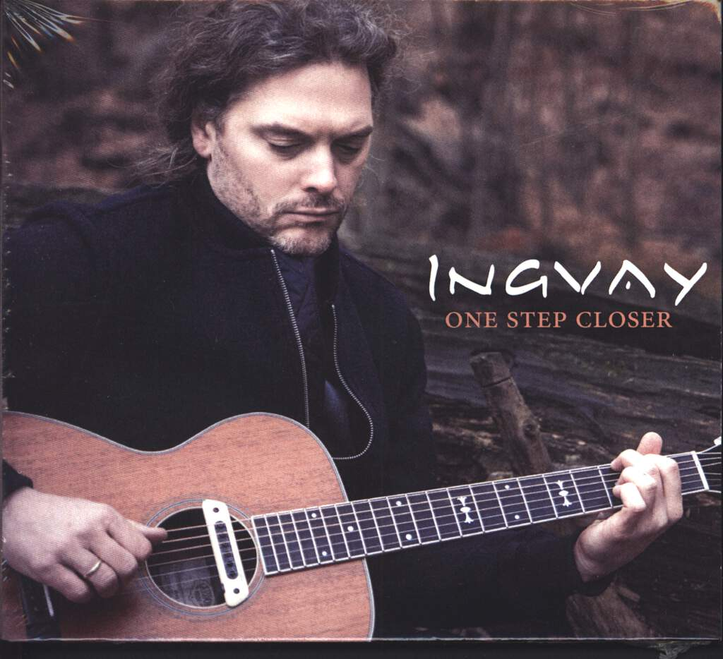 Ingvay: One Step Closer, CD