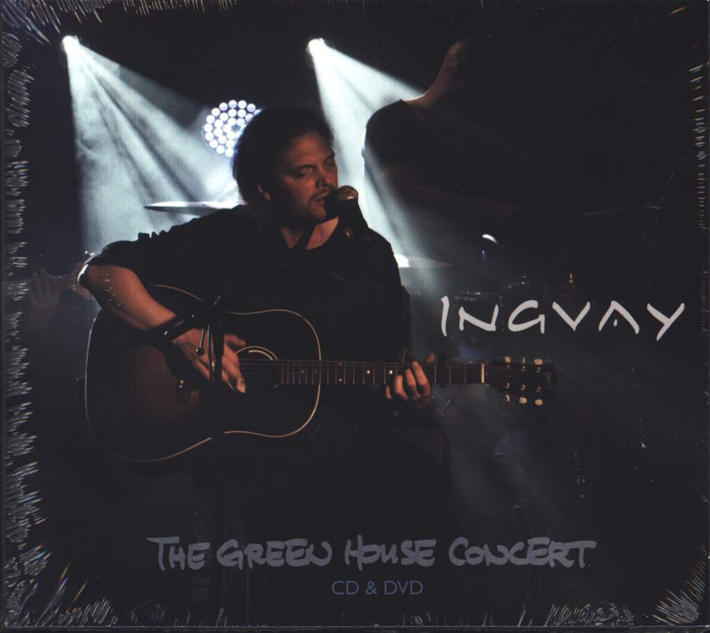 Ingvay: The Green House Concert, CD