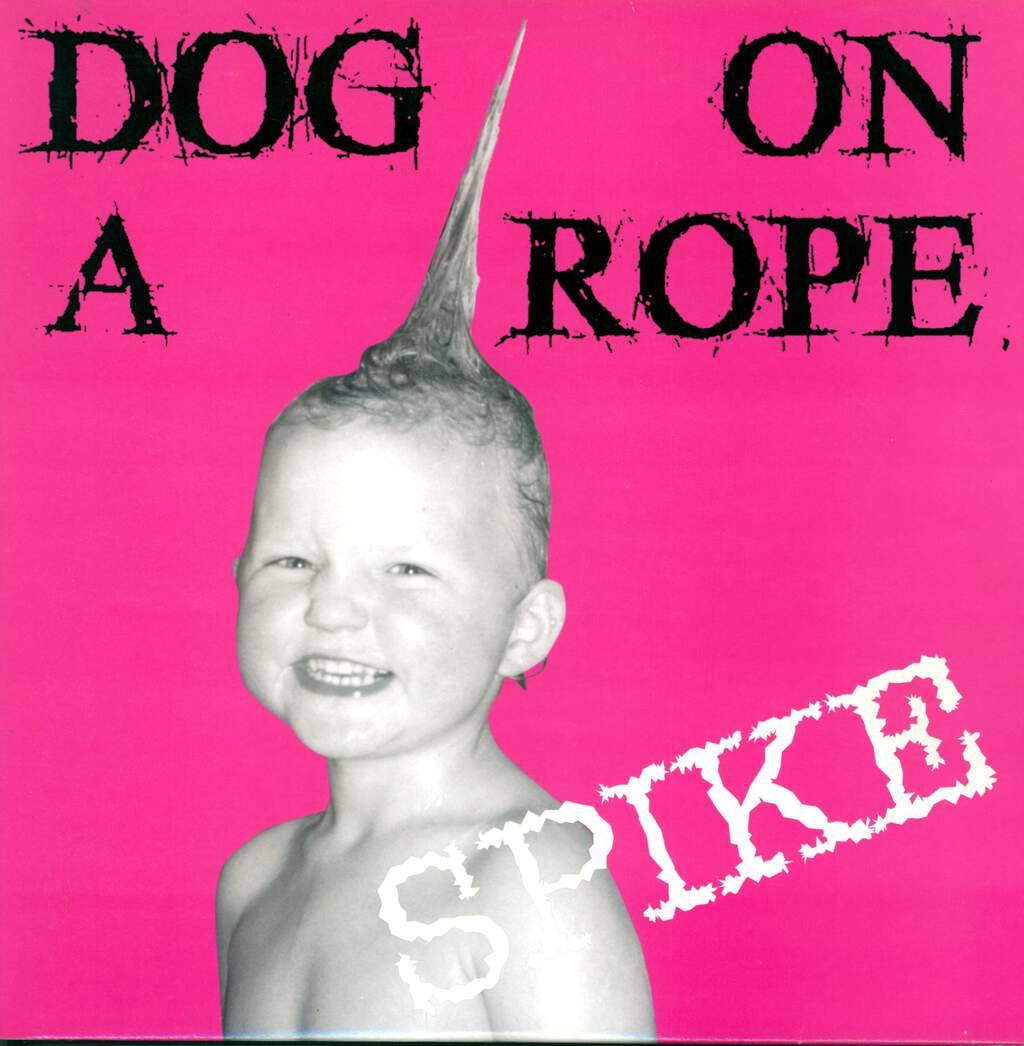 Dog On A Rope: Spike, LP (Vinyl)