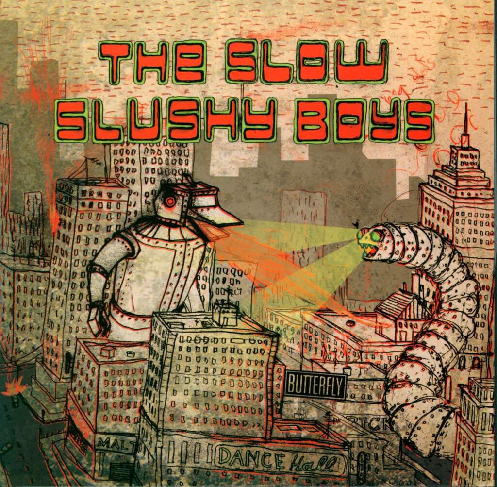 "The Slow Slushy Boys: The Duck / The Worm, 7"" Single (Vinyl)"
