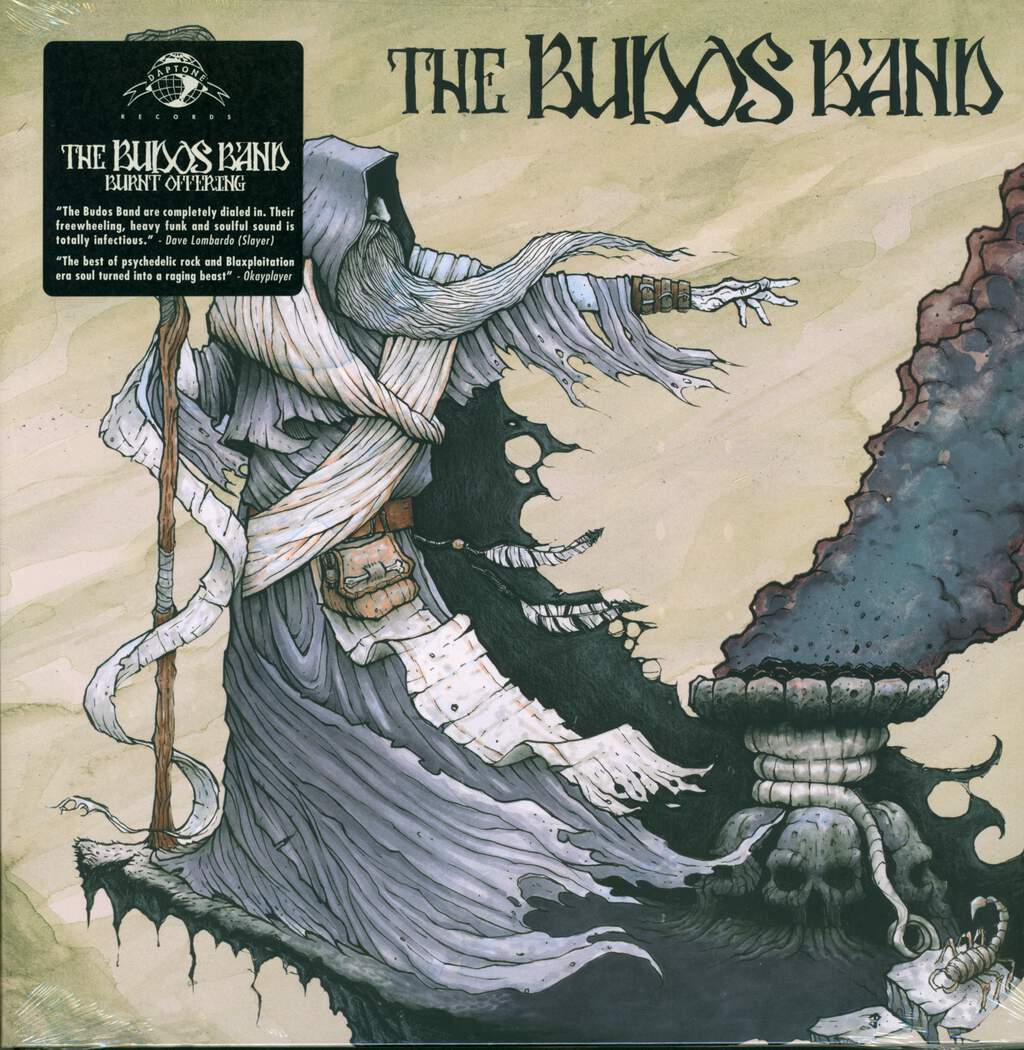 The Budos Band: Burnt Offering, LP (Vinyl)