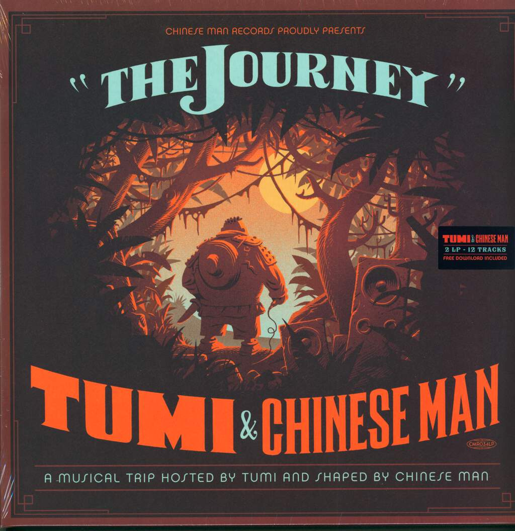 Tumi: The Journey, 2×LP (Vinyl)