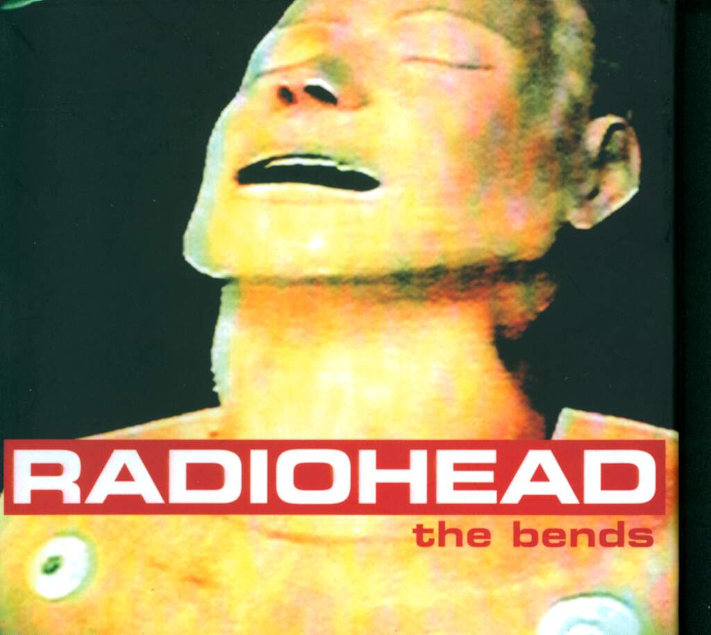 Radiohead: The Bends, 3×CD
