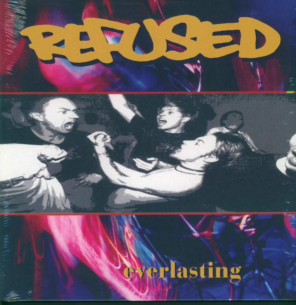 "Refused: Everlasting, 12"" Maxi Single (Vinyl)"