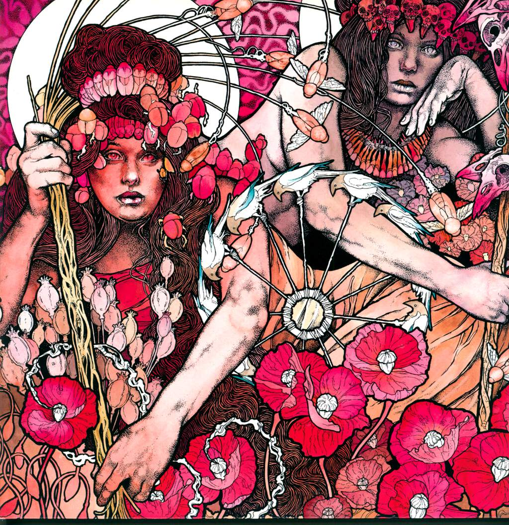 "Baroness: Red Album, 2×12"" Maxi Single (Vinyl)"