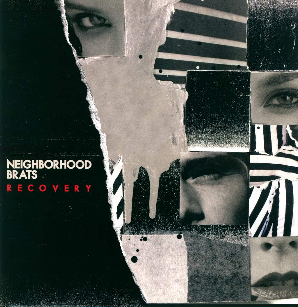 Neighborhood Brats: Recovery, LP (Vinyl)