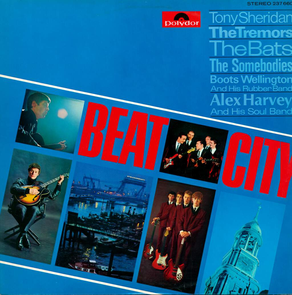 Various: Beat City, LP (Vinyl)