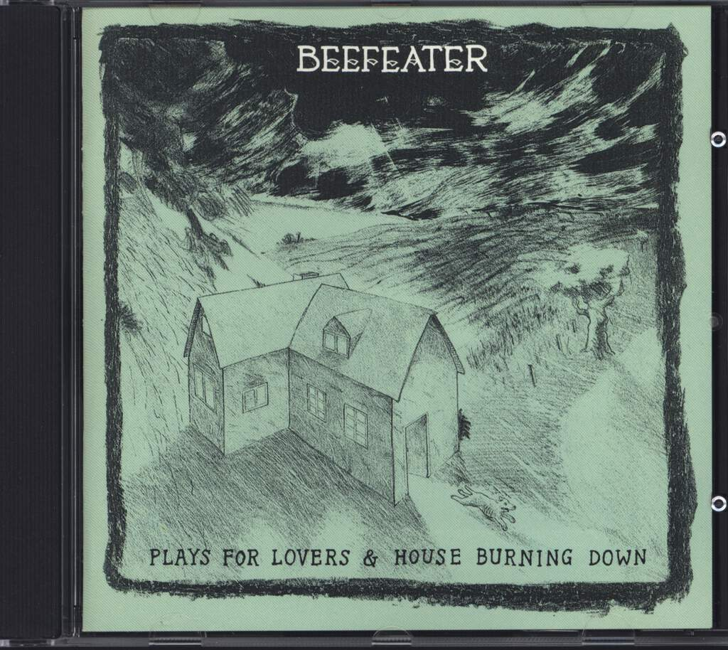 Beefeater: Plays For Lovers & House Burning Down, CD