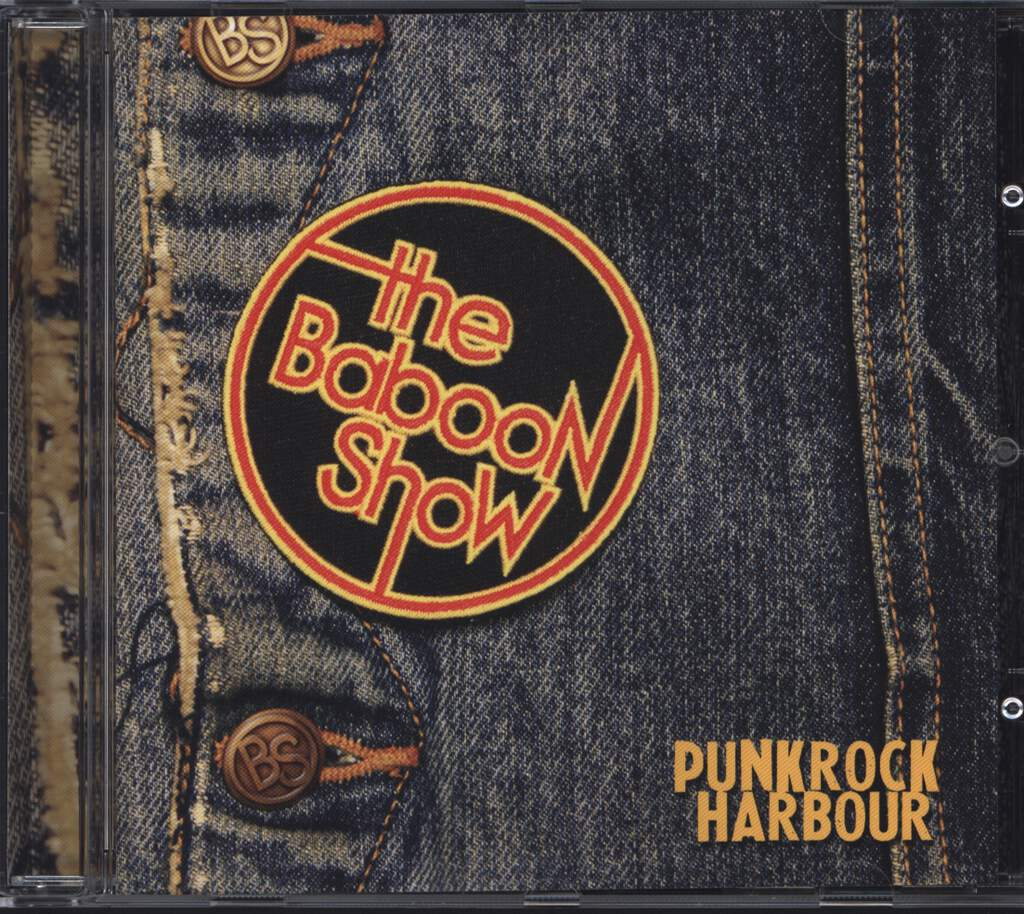 The Baboon Show: Punk Rock Harbour, CD