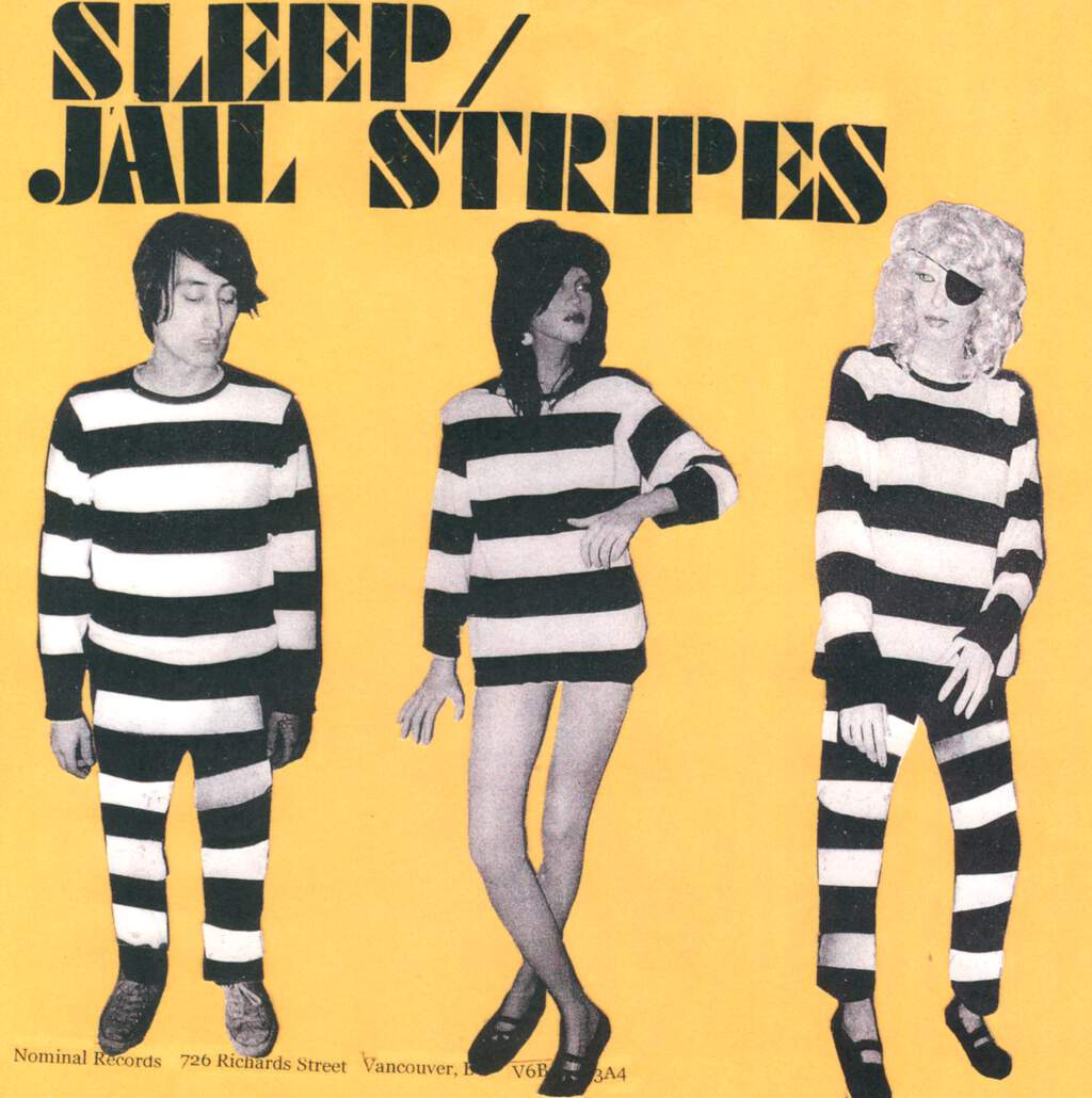 "Random Cuts: Sleep / Jail Stripes, 7"" Single (Vinyl)"