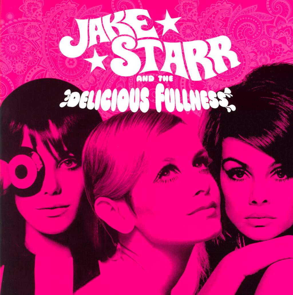 "Jake Starr And The Delicious Fullness: Faces EP, 7"" Single (Vinyl)"