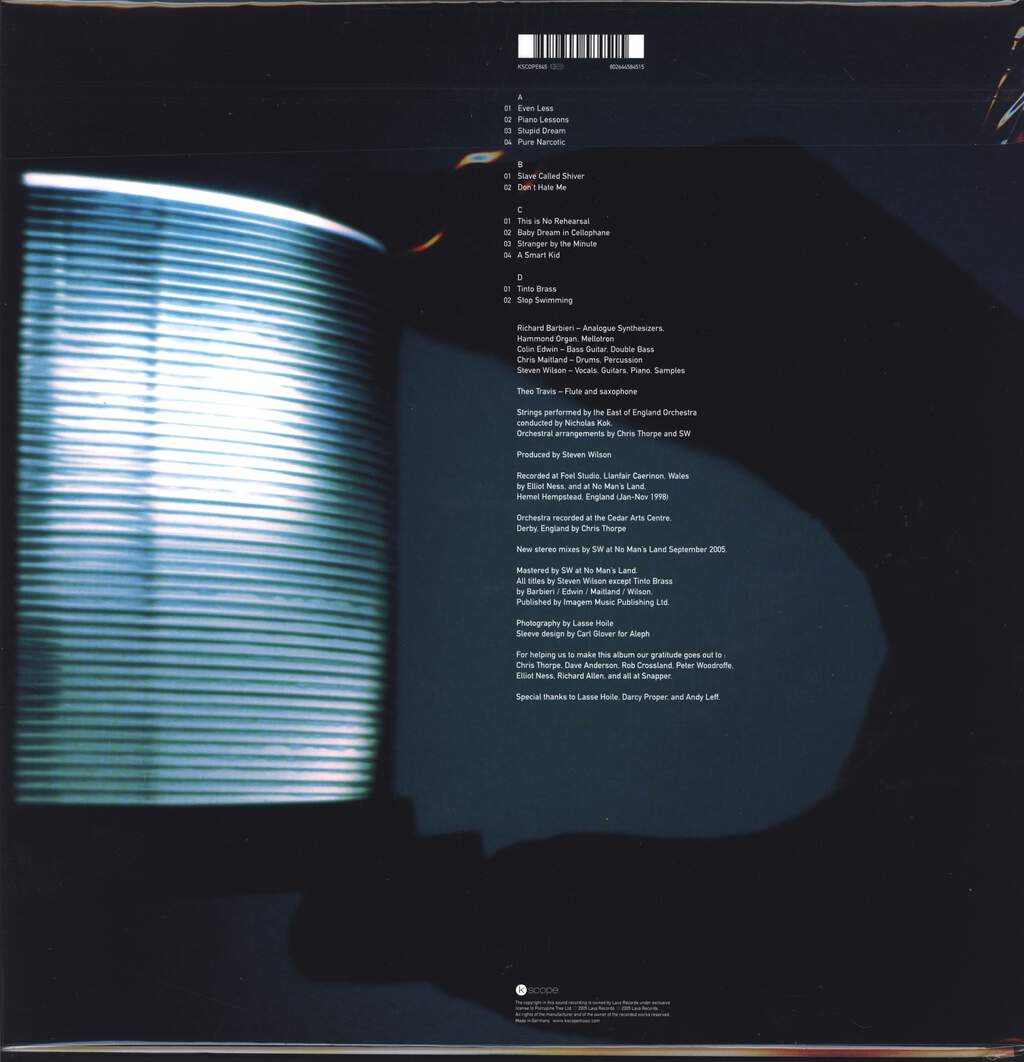 Porcupine Tree: Stupid Dream, LP (Vinyl)