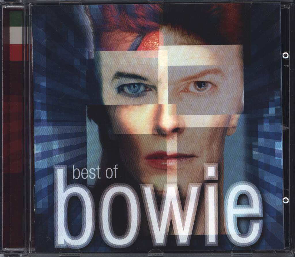 David Bowie: Best Of Bowie, CD