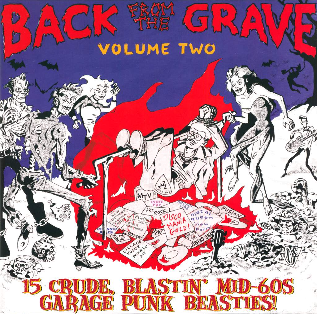 Various: Back From The Grave Volume 2, LP (Vinyl)