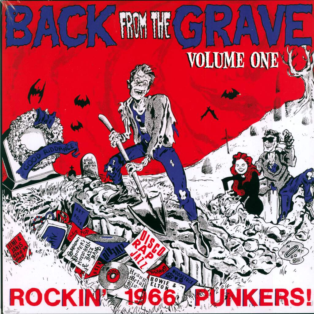 Various: Back From The Grave Volume 1, LP (Vinyl)