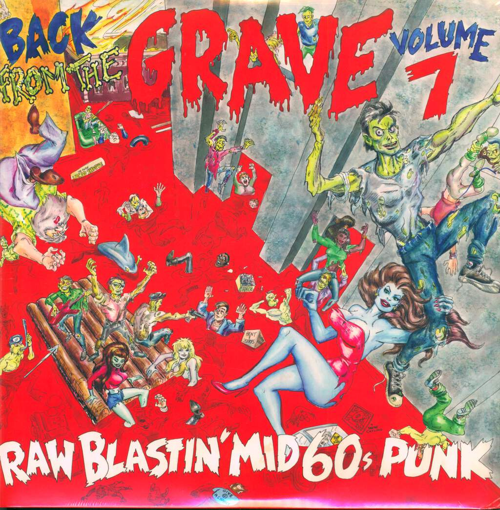 Various: Back From The Grave Volume 7, LP (Vinyl)