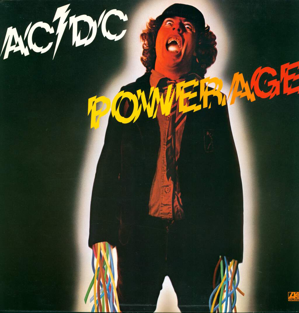 AC/DC: Powerage, LP (Vinyl)