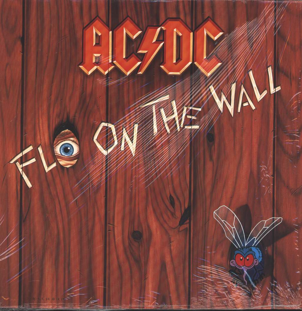 AC/DC: Fly On The Wall, LP (Vinyl)