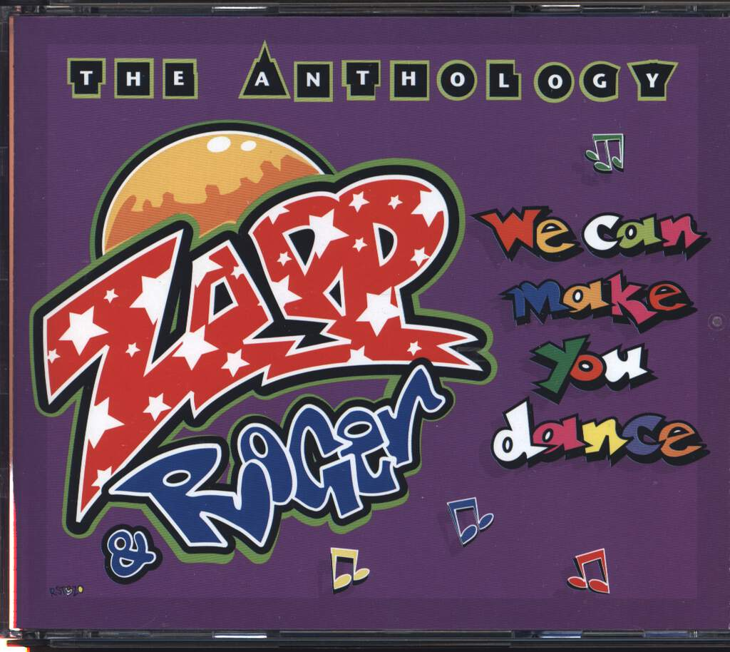 Zapp & Roger: The Anthology (We Can Make You Dance), CD