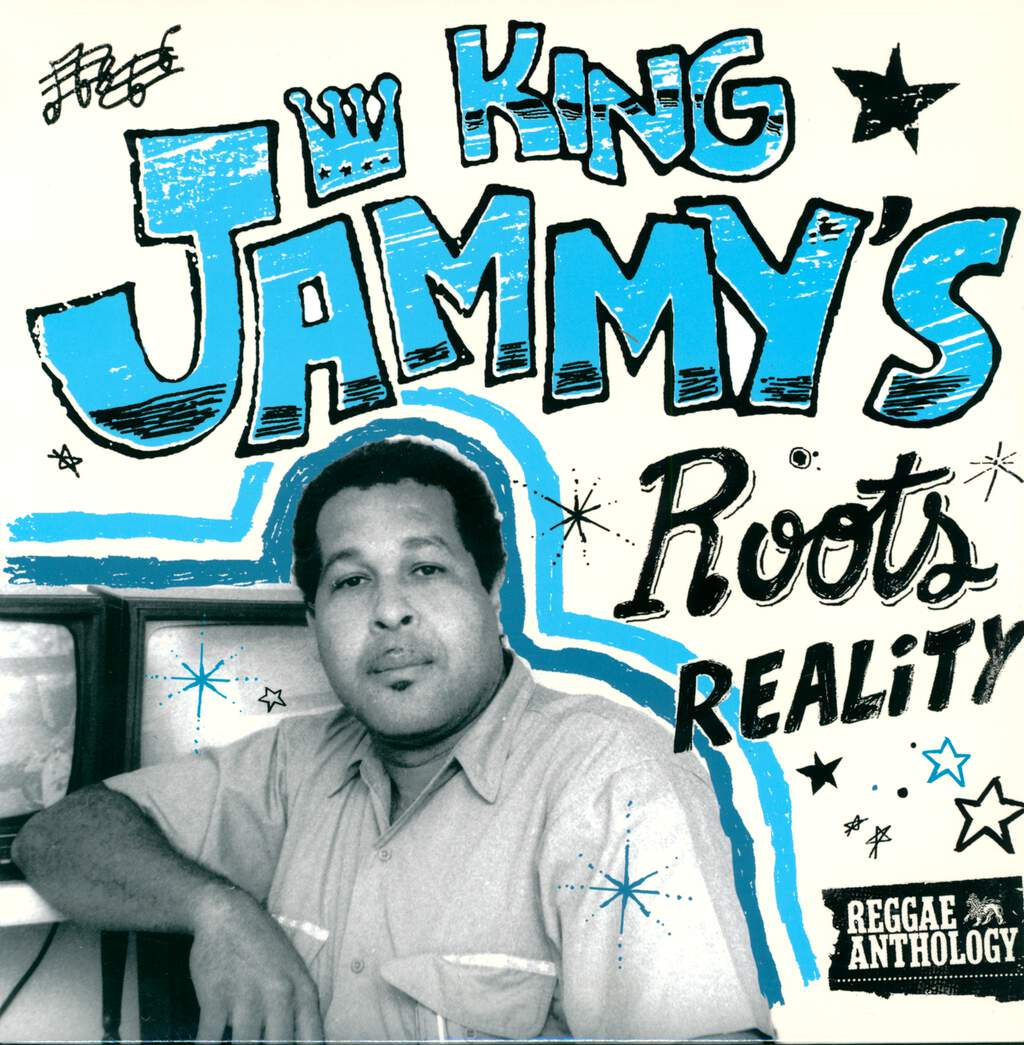 King Jammy: Roots Reality, LP (Vinyl)