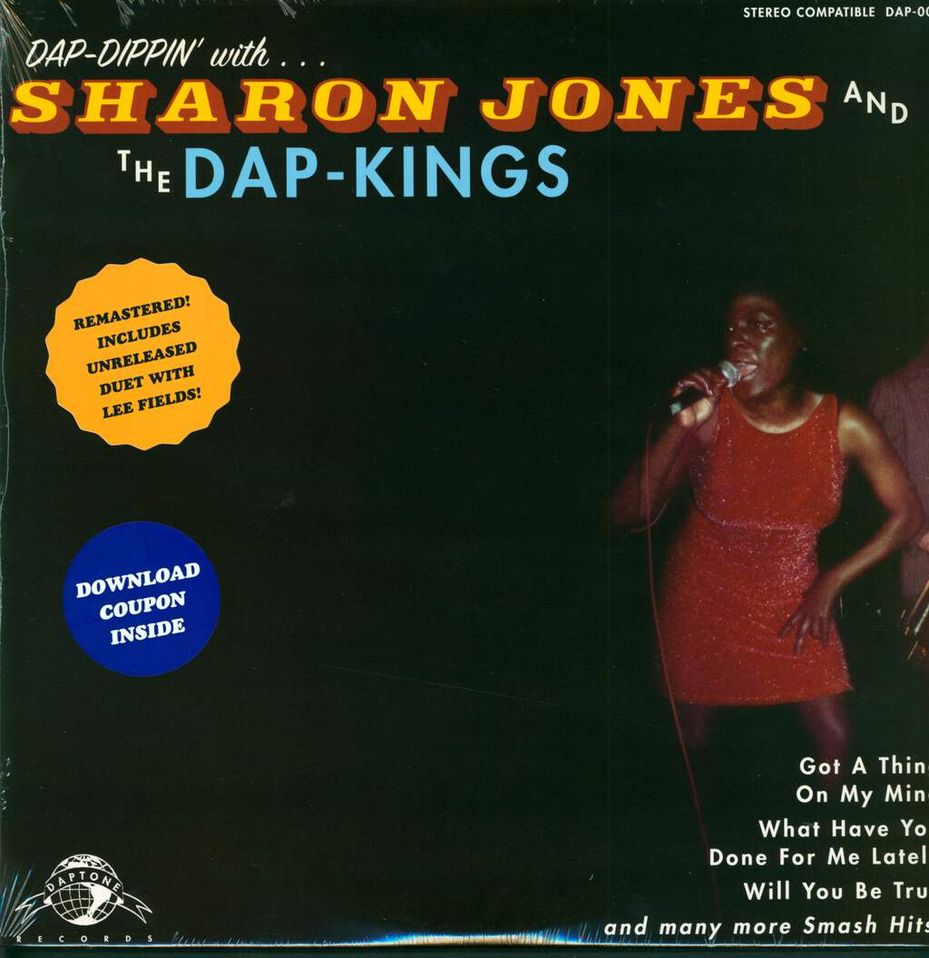 Sharon Jones & The Dap-Kings: Dap-Dippin' With..., LP (Vinyl)