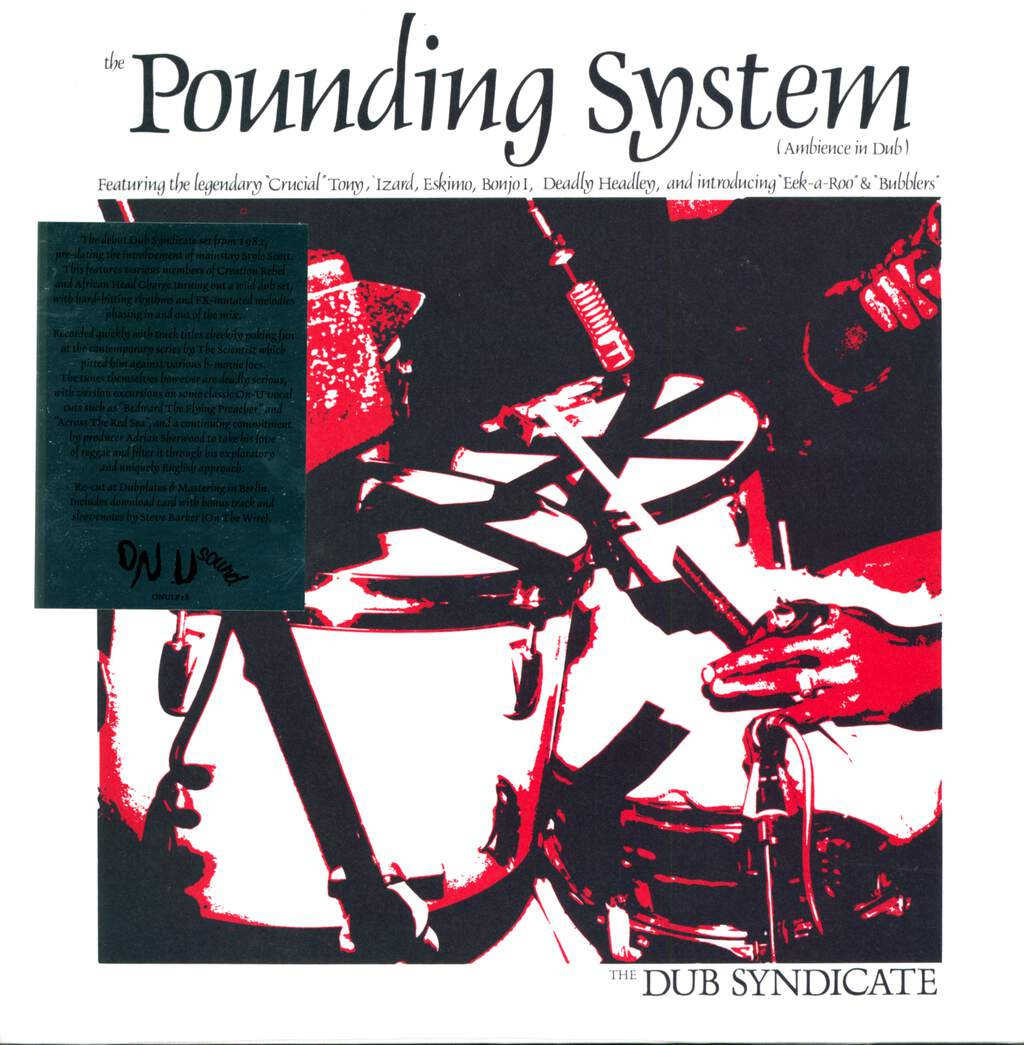Dub Syndicate: The Pounding System (Ambience In Dub), LP (Vinyl)
