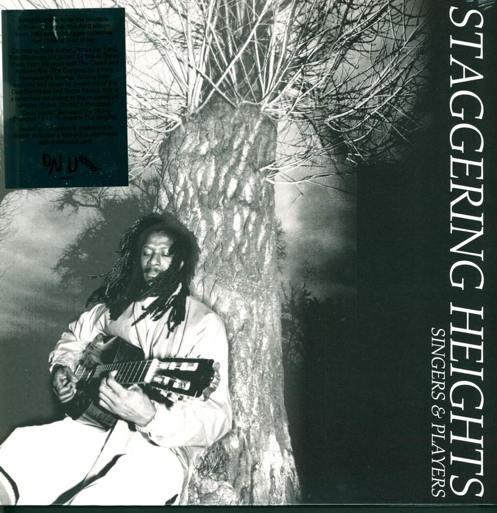 Singers & Players: Staggering Heights, LP (Vinyl)
