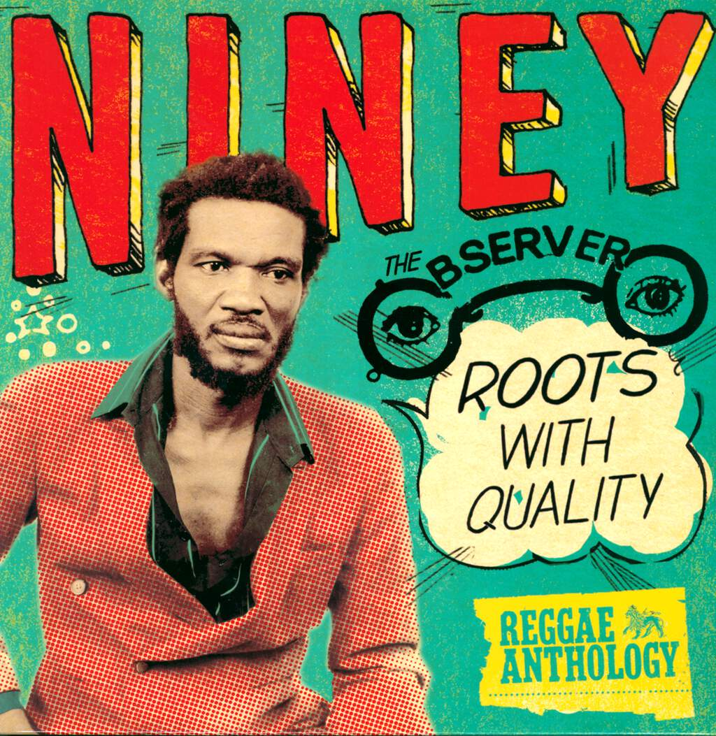 Niney the Observer: Roots With Quality, 2×LP (Vinyl)